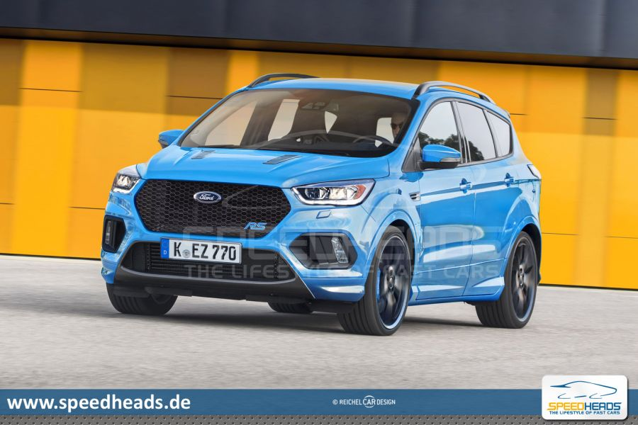 ford kuga rs ein richtig starker performance suv speed heads. Black Bedroom Furniture Sets. Home Design Ideas