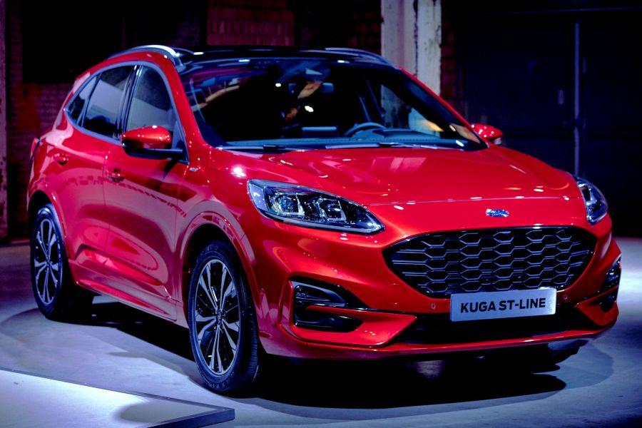 Ford Kuga 2020 Alle Neuheiten Und Der Erste Check Speed Heads