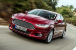 Ford Mondeo Business Edition Limousine EcoBoost Dreizylinder Vierzylinder Duratorq TDCi Turbo Diesel AWD Allrad Ford SYNC 2 ECOnetic Gewerbekunden Flottenkunden Vielfahrer Front