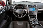 Ford Mondeo Business Edition Limousine EcoBoost Dreizylinder Vierzylinder Duratorq TDCi Turbo Diesel AWD Allrad Ford SYNC 2 ECOnetic Gewerbekunden Flottenkunden Vielfahrer Interieur Innenraum Cockpit