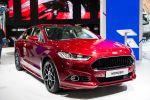 Ford Mondeo IAA Frankfurt 2015 Front Seite
