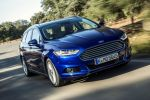 Ford Mondeo Turnier Business Edition Kombi EcoBoost Dreizylinder Vierzylinder Duratorq TDCi Turbo Diesel AWD Allrad Ford SYNC 2 ECOnetic Gewerbekunden Flottenkunden Vielfahrer Front