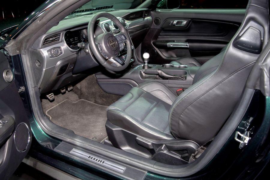 Ford Mustang Bullitt 2018: Der erste Check und der Preis ...