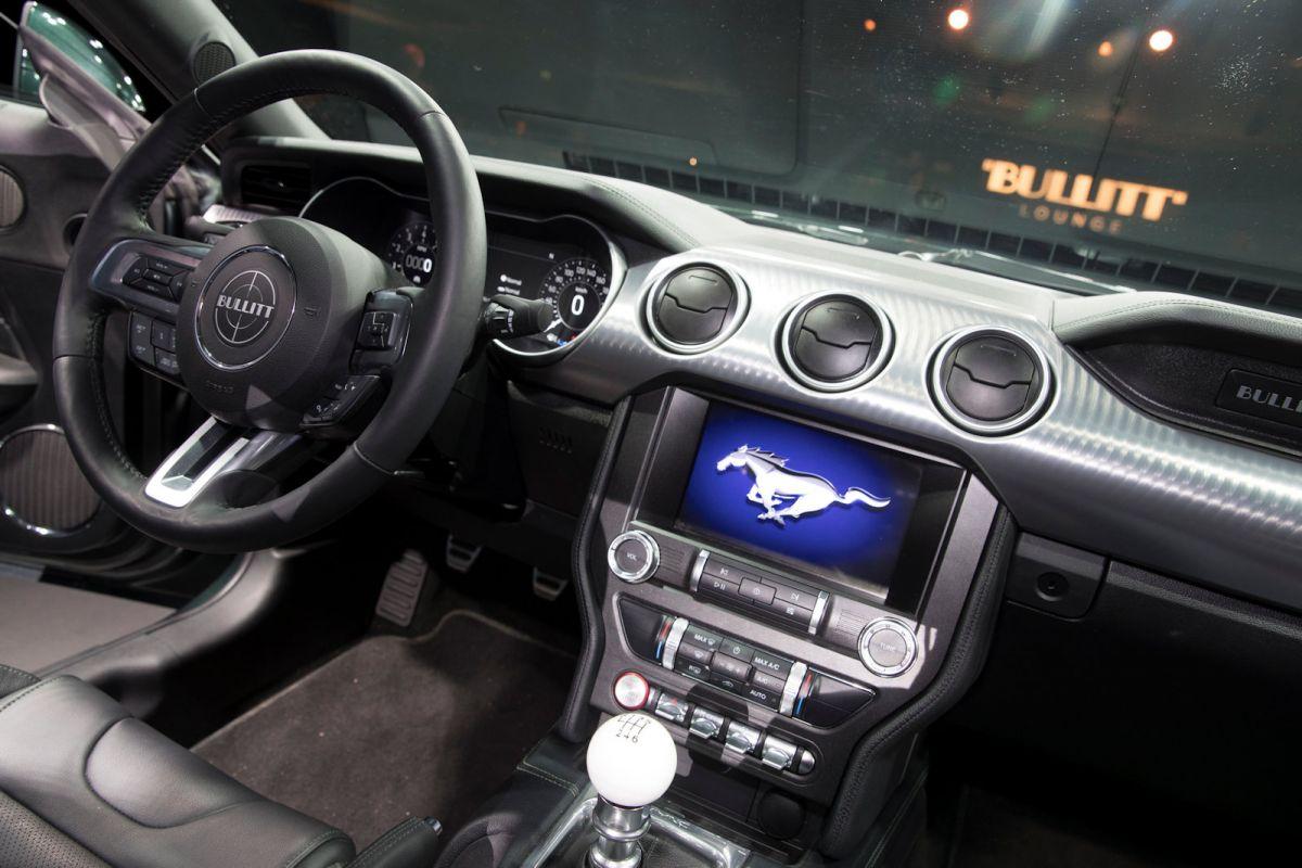 Ford Mustang Bullitt 2018 Der Erste Check Und Der Preis Speed Heads