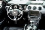 Ford Mustang GT Fastback 2015 Muscle Car Pony Car Sportwagen 5.0 V8 Interieur Innenraum Cockpit