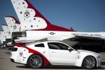 Ford Mustang GT US Air Force Thunderbirds Edition EAA AirVenture Oshkosh F-16 5.0 V8 Seite