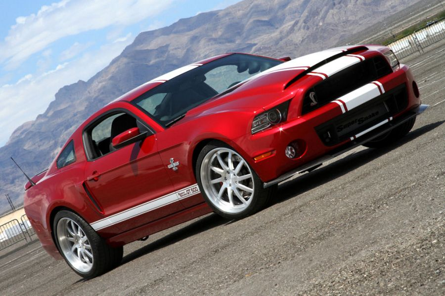 ford shelby mustang gt500 super snake 2013: der 861-ps-biss - speed