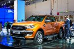 Ford Ranger IAA Frankfurt 2015 Front Seite Pickup