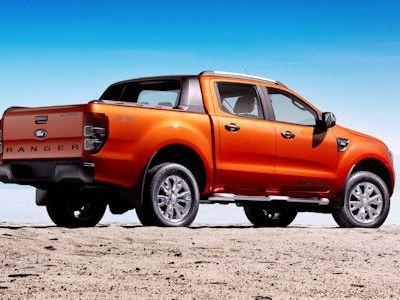 Ford Ranger Wildtrak Pickup Offroad Lifestyle Arbeitstier Regular Cab