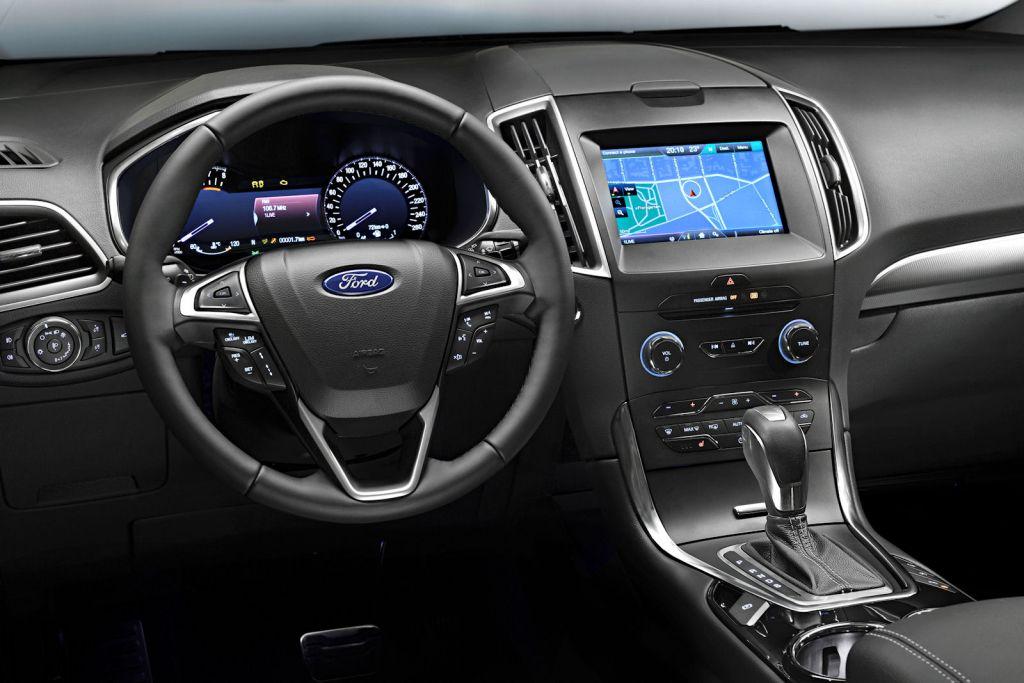 Ford s max 2015 alle details und fotos der neuen for Innenraum design programm kostenlos