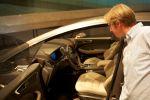 Ford S-MAX Concept Sport Van OLED SYNC MyFord Touch AppLink Smartphone Premium Einparkassistent Cross Traffic Alert EKG Internet Car-to-Car Kommunikation Infotainment 1.5 EcoBoost Interieur Innenraum Cockpit Christian Brinkmann