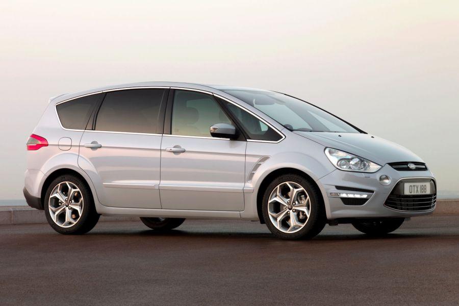 Optisch Verfeinert Und Technisch Optimiert Prasentiert Sich Der Ford Galaxy Des Modelljahres 2012 C