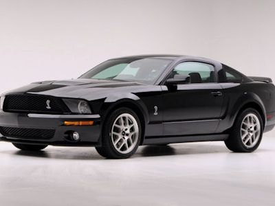 Ford Shelby Mustang GT500 Code Red Nelson Racing Engines NRE Muscle Car Pony Car 5.4 V8 Kompressor