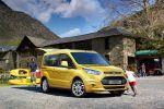Ford Tourneo Connect 2014 Hochdachkombi Kastenwagen Lifestyle Familie Freizeitsportler TDCi Diesel EcoBoost Ambiente Trend Titanium Ladung Platz Raum Front Seite