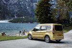 Ford Tourneo Connect 2014 Hochdachkombi Kastenwagen Lifestyle Familie Freizeitsportler TDCi Diesel EcoBoost Ambiente Trend Titanium Ladung Platz Raum Heck Seite