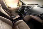 Ford Tourneo Connect 2014 Hochdachkombi Kastenwagen Lifestyle Familie Freizeitsportler TDCi Diesel EcoBoost Ambiente Trend Titanium Ladung Platz Raum Interieur Innenraum Cockpit