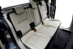 Ford Tourneo Connect 2014 Hochdachkombi Kastenwagen Lifestyle Familie Freizeitsportler TDCi Diesel EcoBoost Ambiente Trend Titanium Ladung Platz Raum Interieur Innenraum Rücksitze Fünfsitzer