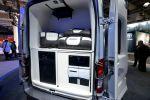 Ford Transit Skyliner Concept Transporter Luxus Reisevan Großraumkastenwagen Nutzfahrzeug Galpin Auto Sports Theater Business Reception Travel Tablet Focal Utopia 7.2 Surround Sound V6 EcoBoost Biturbo
