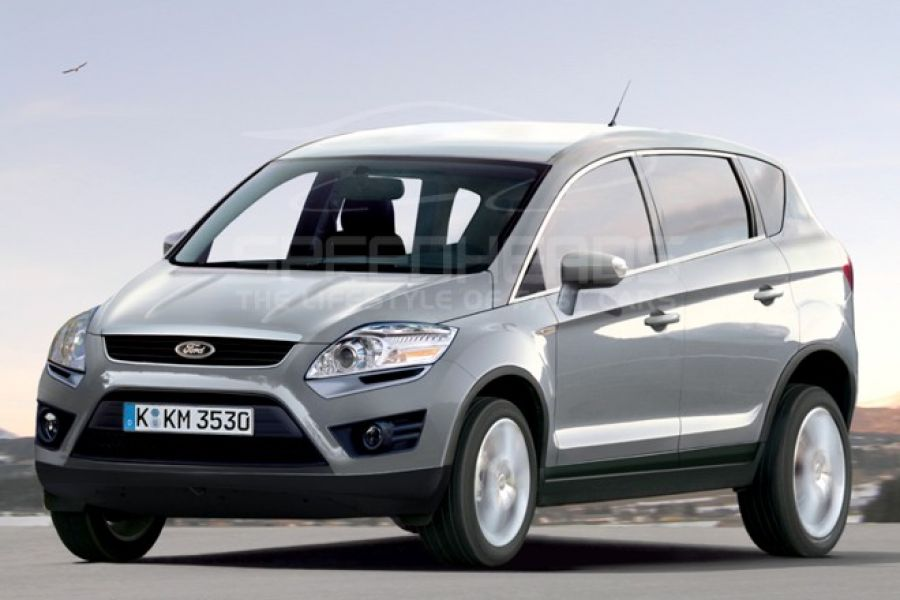 Ford X Max Speed Heads