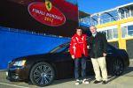 Lancia Thema Fernando Alonso Ferrari Luxus Limousine Executive 3.0 V6 MultiJet II Poltrona Frau