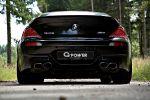 G-Power Hurricane RR BMW M6 V10 ASA Silverstone Clubsport Heckspoiler