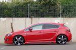 Senner Tuning Opel Astra 1.4 Turbo Alutec Ecstasy KW Inox Line Power Converter Seite Ansicht