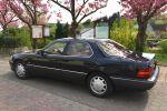 lexus ls 400 ucf10 1993 test 1 million kilometer luxus limousine 4.0 v8 probefahrt fahrbericht review verdict heck seite