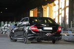 Wimmer RST Mercedes-Benz C 63 AMG V8 Performance Stufe 3 Speed Heck Ansicht