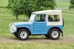 suzuki lj80 eljot test 4x4 allradantrieb geländewagen offroader suv fun car vierzylinder benziner light jeep differentialsperre hinterachssperre probefahrt fahrbericht review seite