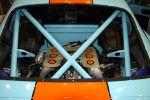 9ff GT9 CS Clubsport 3.6 Sechszylinder Boxermotor Mittelmotor Rennstrecke BBS CS racetrack race course Motor Triebwerk