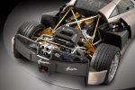 Pagani Huayra 6.0 V12 Biturbo Twin Turbo AMG Supersportwagen Supercar Motor