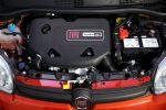 Fiat Panda 2012 Test - 0.9 TwinAir Lounge Zweizylinder Kleinwagen 3. Generation Squircle Eco Blue&Me TomTom Live Touchscreen Techno Style Motor Triebwerk Aggregat