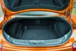 nissan gt-r 2017 test facelift modellpflege v6 twinturbo biturbo allrad komfort gran turismo aerodynamik fahrwerk handling active sound enhancement ase infotainment katsura orange kofferraum gepäckraum laderaum probefahrt fahrbericht review verdict