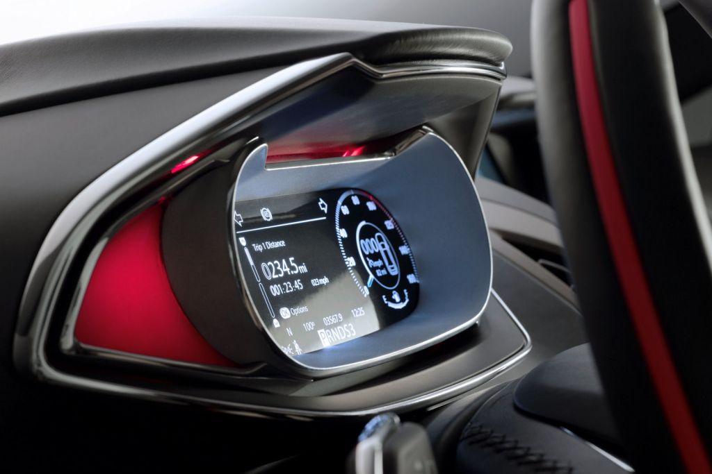 Ford vertrek concept schicker ausblick auf neuen kompakt for Innenraum design programm kostenlos