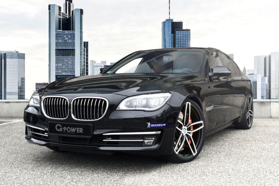 G Power BMW 760i F01 Der Inoffizielle M7