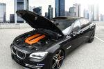 G-Power BMW 760i F01 6.0 V12 Biturbo Leistungssteigerung Tuning Rad Felge Hurricane RR Front