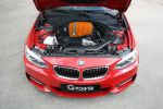 G-Power BMW M235i Tuning Leistungssteigerung Bi-Tronik 5 V1 3.0 Reihensechszylinder Motor Triebwerk Aggregat
