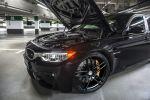 G-Power BMW M3 Limousine F80 Sportwagen Sportler 3.0 TwinPower Turbo Reihensechszylinder Tuning Leistungssteigerung Bi-Tronik 2 V3 Titan Abgasanlage Hurricane RR Schmiederadsatz Front