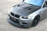 G-Power BMW M3 RS E9X E92 Coupe SK III Kompressorsystem ASA T1-724 Tuning Leistungssteigerung V8 Motor CArbon Aerodynamikkit Bodykit Hurricane RR Schmiederadsatz Felgen Front Motorhaube