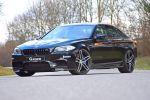 G-Power BMW M5 F10 4.4 V8 Biturbo Twin Power Turbo Tuning Leistungssteigerung Hurricane RR Schmiederäder Felgen Front Seite
