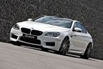 G-Power BMW M6 Coupe F13 4.4 V8 TwinPower Turbo Hurricane Front