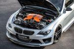 G-Power BMW M6 G6M V10 Hurricane CS Ultimate Tuning Leistungssteigerung Bi-Kompressor Hurricane RR Felge Rad Carbon Gewindefahrwerk Widebodykit Motor Triebwerk Aggregat