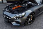 G-Power Mercedes-AMG GT Leistungssteigerung Tuning 4.0 V8 Biturbo Bi-Tronik 5 Felgen Schmiederäder Hurricane RR Motor Triebwerk