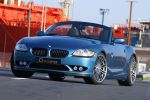 G-Power BMW Z4 3.0i Roadster E85 Front Ansicht SK Plus Kompressor ASA Silverstone Diamond Deeptone