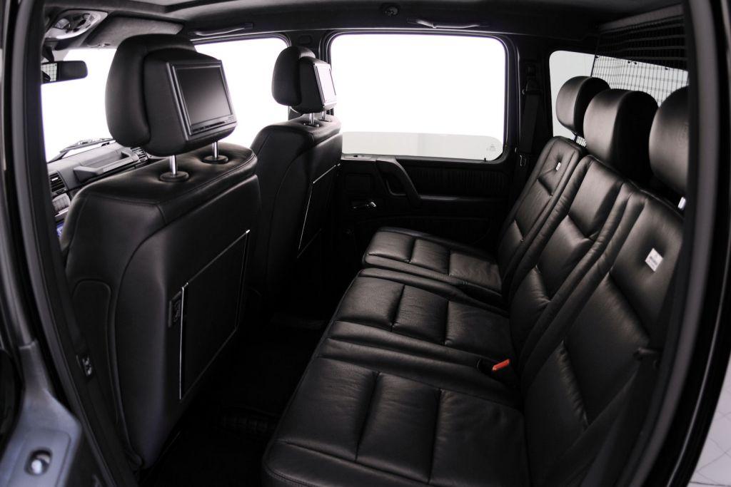 Brabus 800 widestar der st rkste gel ndewagen der welt for Innenraum design programm kostenlos