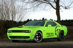 GeigerCars Dodge Challenger SRT Hellcat 6.2 HEMI V8 Muscle Car Street and Racing Technology Kompressoraufladung Supercharged Front Seite