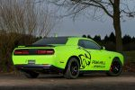 GeigerCars Dodge Challenger SRT Hellcat 6.2 HEMI V8 Muscle Car Street and Racing Technology Kompressoraufladung Supercharged Heck Seite