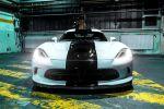 GeigerCars Dodge Viper GTS 710R Supersportwagen Tuning Leistungssteigerung 8.4 V10 Aerodynamik Kit Gewindefahrwerk Carbon Front