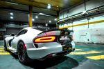 GeigerCars Dodge Viper GTS 710R Supersportwagen Tuning Leistungssteigerung 8.4 V10 Aerodynamik Kit Gewindefahrwerk Carbon Heck