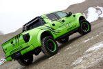 GeigerCars Ford F-150 SVT Raptor The Beast Super Crew Cab 6.2 V8 Kompressor Pickup Baja 1000 Heck Seite